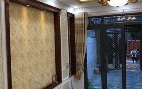 Bán nhà mới đẹp, hẻm xe hơi Hoàng Hoa Thám phường 7 quận Bình Thạnh