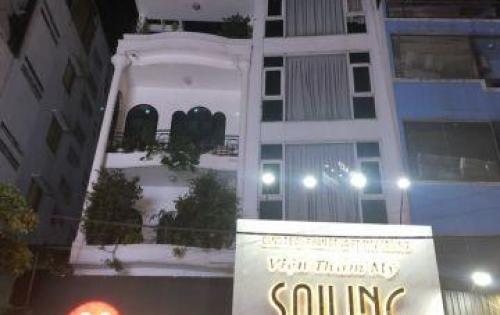 Bán gấp nhà góc 2 mặt tiền đường Xô Viết Nghệ Tĩnh, p15, quận Bình Thạnh. 6x17m, hầm 7 lầu, 35.6 tỷ TL