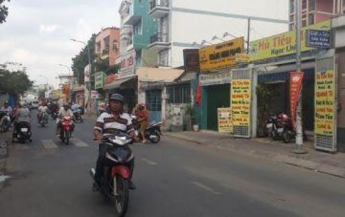 Bán Nhà MT Nguyễn Văn Đậu DT(9.06m x 36.1m),NH 9.3m, SH chính chủ 2017