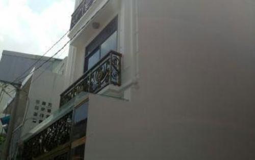 Bán nhà hẻm 449 Lê Quang Định P5 Bình Thạnh 7 tỷ 0948398308