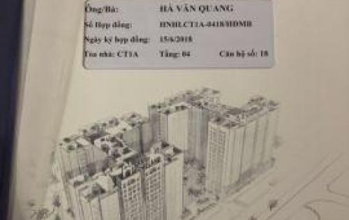 Bán căn góc 92,46m2 tòa CT1A dự án Homland Long Biên, giá tốt