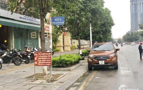 Bán nhà phố Chùa Hà- Dịch Vọng, ô tô đỗ cửa 34m2 x 4 tầng. Giá 5,2 tỷ.