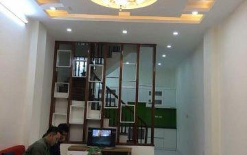 Bán nhà đẹp long lanh ở ngay Yên Hòa, Ôtô, 35m2x5T