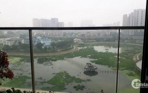 Chính chủ bán căn hộ 3 PN, 1 PK view trọn hồ - 168m2 Mandarin Garden- LH 0936122125