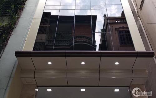 Bán Tòa Nhà 9 Tầng Tôn Thất Thuyết. 250m2 Giá 52 tỷ.