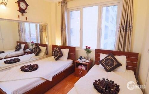 Khách Sạn Trần Thái Tông 290m2x10 tầng. Giá 65 tỷ