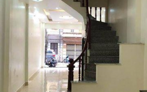 Bán nhà Yên Hòa 40m2, 6 tầng, nhà mới, 2 mặt thoáng, ngõ ô tô, cách mặt phố 20m