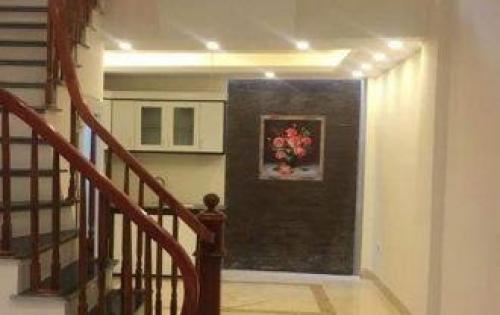 Mới đẹp Nguyễn Văn Huyên, Câu Giấy cần bán 56m2, 5 tầng, 4,1 tỷ.