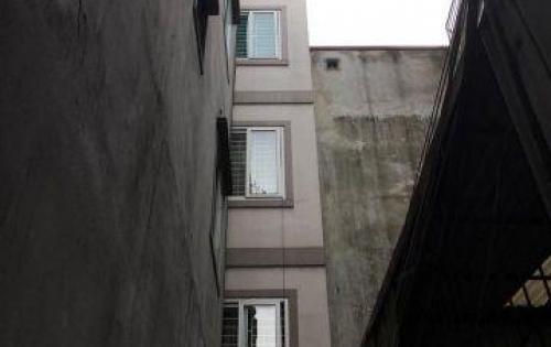 Bán nhà Cầu Giấy - Ngõ 277 Quan Hoa 5.9 tỷ, 54mx4T, oto đỗ