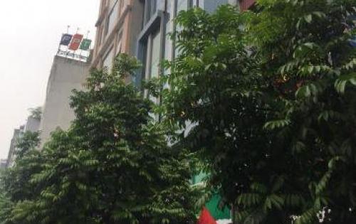 Bán đất mặt tiền rộng 7m mặt phố Trần Đăng Ninh sổ đỏ 89m2 có thể xây 10 tầng 0948236663