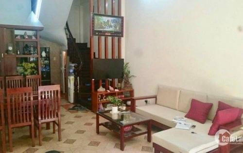 Bán nhà 2 mặt thoáng Nguyễn Khang 65m2, 4 tầng, mặt tiền 4.5m.