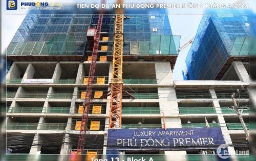 Chính chủ bán căn góc Phú Đông Premier, 65m2 2PN 2WC giá 1,6 tỷ đã VAT