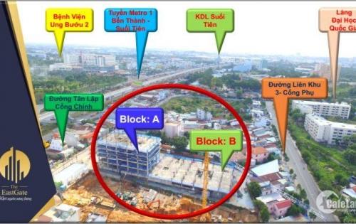Chỉ trả trước 570tr (30%) sở hữu căn hộ ngay làng ĐH Quốc gia, KDL suối tiên (0974563579)