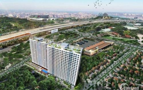 Căn hộ giá rẻ The East Gate Suối Tiên, Metro, giá cạnh tranh chỉ 550tr (30%), Vietcombank HT 70%