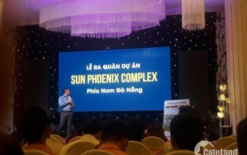 Độc quyền nhận đặt chổ có vị trí dự án Sun Phoenix Complex
