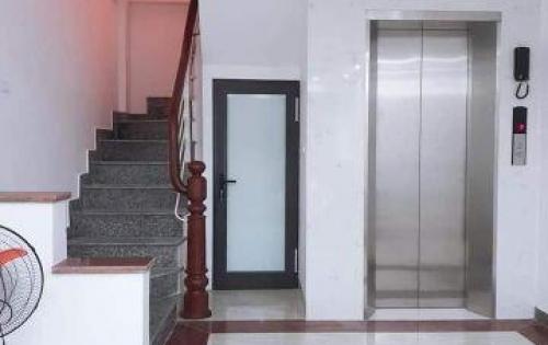 Cần bán GẤP nhà 50m2x5 tầng mặt vườn hoa Trần Quang Diệu, LH 0919.279.002