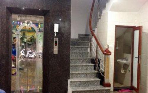 Nhà đẹp Thịnh Quang Đống Đa 42m2*5 tầng thang máy ô tô cách vài bước chân 4.6 tỷ