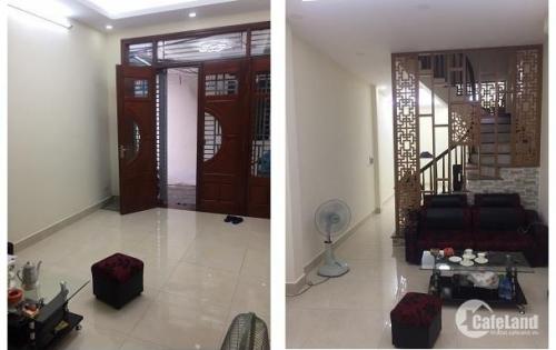Bán nhà mới, đẹp Tôn Đức Thắng dt 38m x5T, 4,4 tỷ