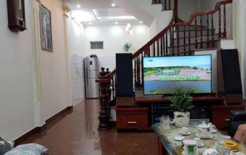Bán nhà 5 tầng phường Thịnh Quang, Đống Đa ( 3pn, giá 3.6 tỷ )