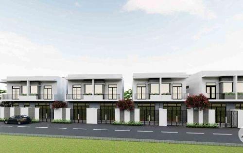 Shophouse 1 trệt 1 lầu mặt tiền ĐT 823 Đức Hòa, 5x16m giá 870 triệu