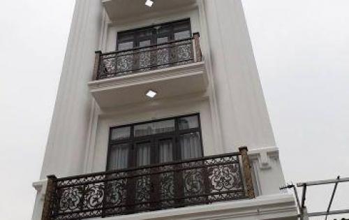 Cần bán nhà liền kề xây mới KĐT Văn Khê, Hà Đông. 50m2,  5 tầng, giá 5.4 tỷ