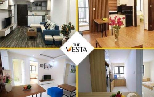 Mở bán toà V4,V5 dự án chung cư dưới 1 tỷ The Vesta, chỉ 300tr nhận nhà ở ngay, ls 0%. 0963826655