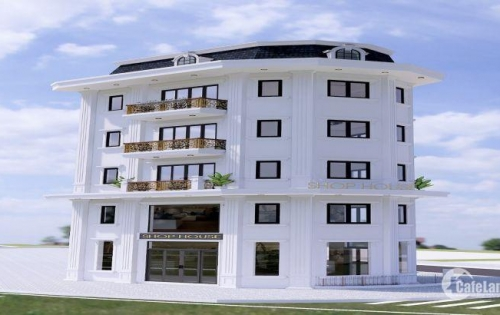 Cần bán 2 căn nhà mặt phố tại Hạ Long, 18 tỷ/ 2 căn, CK 300tr, có tách lẻ