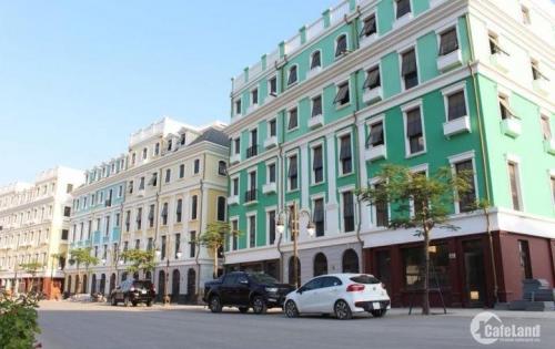 Cần bán căn nhà phố mặt đường Hạ Long, 5 tầng, căn góc, 713m2, CK 650tr