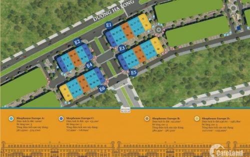 Nhà phố kinh doanh sầm uất bậc nhất Bãi Cháy Hạ Long,Trung tâm của trung tâm du lich.120m2x5T,11 tỷ