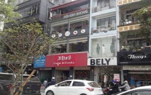 Bán nhà mặt phố Lê Đại Hành, Hai Bà Trưng Dt 40m2, MT 4m, giá 10.6 tỷ 0971592204.