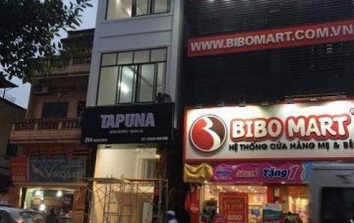 Nhà phố Bạch Mai, kinh doanh, ô tô đỗ cửa 45m2x4T, MT 4.5m, 12.8 tỷ, LH: 0972957451