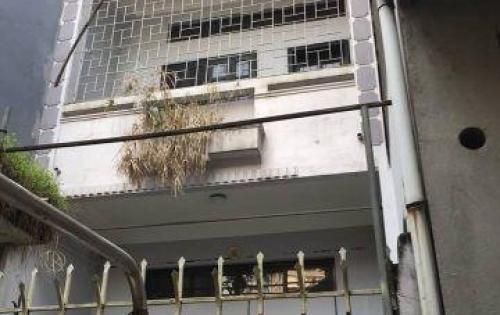 Bán căn nhà 4 tầng tuyệt đẹp tại ngõ Gốc Đề, Minh Khai, 72m2 giá chỉ 4tỷ2