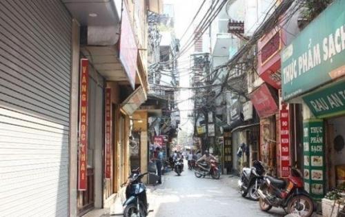 Nhà 2 mặt thoáng phố Lạc Trung 37m2 , 5 tầng , giá hơn 3 tỷ.