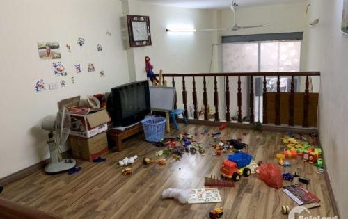 Bán nhà gần ngã ba Minh Khai-Lạc Trung, Hai Bà Trưng 4.5T 35m2, oto cách nhà 20m
