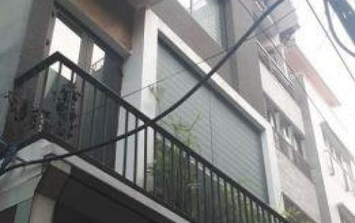 Mặt phố Trương Định, kinh doanh sầm uất, 81m2 giá 16.79 tỷ. 0945204322.