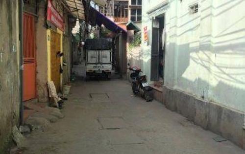 Sở hữu nhà đẹp lô góc ôtô đậu cửa 50m2 Khu Hoàng Mai.