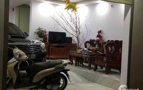Bán nhà Thịnh Liệt ô tô vào nhà 51m2 6,6m MT 4T giá 4,95 tỷ