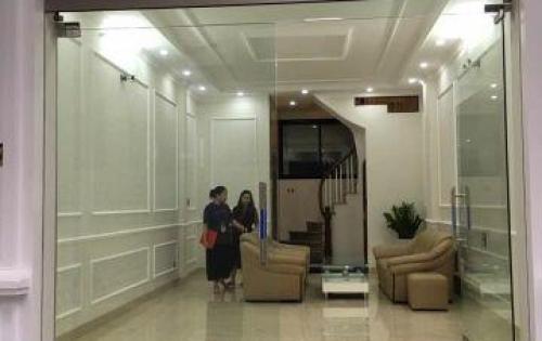Bán nhà đẹp 4 tầng, ô tô, kinh doanh phố Kim Đồng giá 4.4 tỷ