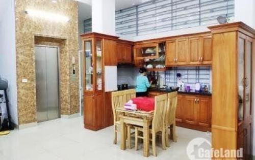 Phố Tân Mai 85m*MT6m Lô Góc Ô Tô,Thang Máy nhà cực đẹp 8.26 tỷ
