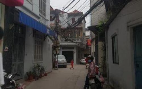 Nhà phố Lương Khánh Thiện – Tân Mai 33m 2.45 tỷ