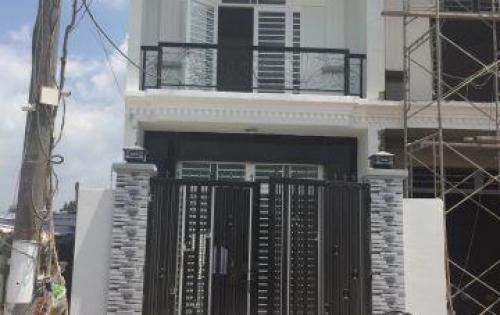 Gia đình tôi cần bán căn nhà 1 trệt 1 lầu, SHR, dt 90m2, giá 1.69ty, 0932660780