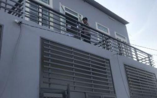 Bán nhà 1 trệt, 1 lầu giá 1 tỷ 1 Đường Võ Văn Vân, Bình Chánh. LH 090.667.0242