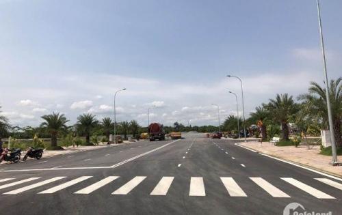Đất TC Bình Chánh, mt 30m, liền kề bệnh viện chợ rẫy 2, giá 19 triệu/m2, sổ hồng riêng, Ck 6%