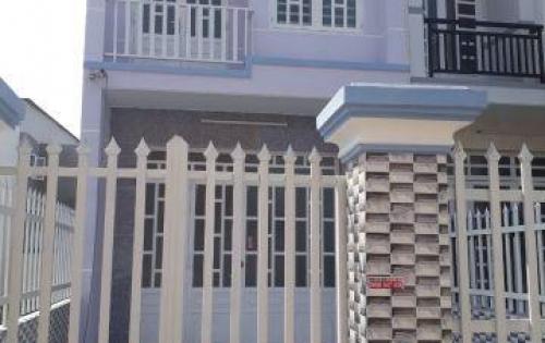 Bán nhà mới xây trên trục QL 50, ngay ngã 3 Tân Kim, gần cầu Ông Thìn.