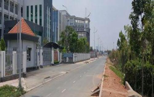 Ngân hàng thanh lý đất Huyện Bình Chánh 130m² , có sổ hồng