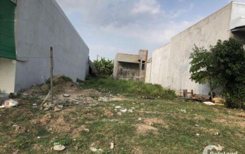Cần tiền bán gấp lô đất mặt tiền đường Cây Bài, xã Phú Hòa Đông, huyện Củ Chi. 95m2 giá 600tr. SHR