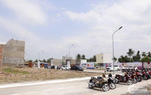Cần bán gấp lô đất mặt tiền đường Nguyễn Văn Khạ, Củ Chi
