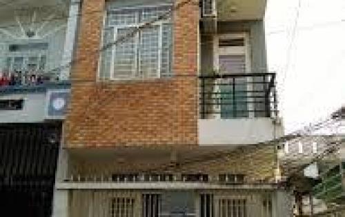Bán nhà ngay Phan Văn Hơn, 1 trệt 2 lầu,sổ hồng riêng