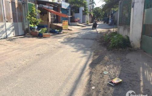 Bán gấp lô đất đường Đỗ Văn Dậy, xã Tân Hiệp, huyện Hóc Môn. 110m2 giá 700 triệu. SHR