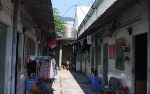 Thanh lý dãy trọ 10 phòng đường Bà Triệu -Hóc Môn 150m2 sổ hồng riêng giá 1tỷ Lh: 0906.320.294